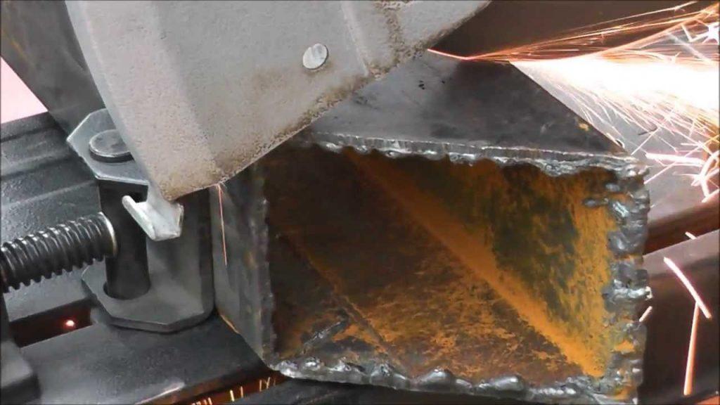 ingletadora para cortar metal